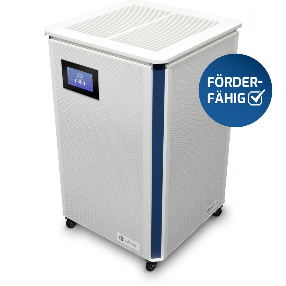 Luftklar Luftreiniger HEPA 1800 HT