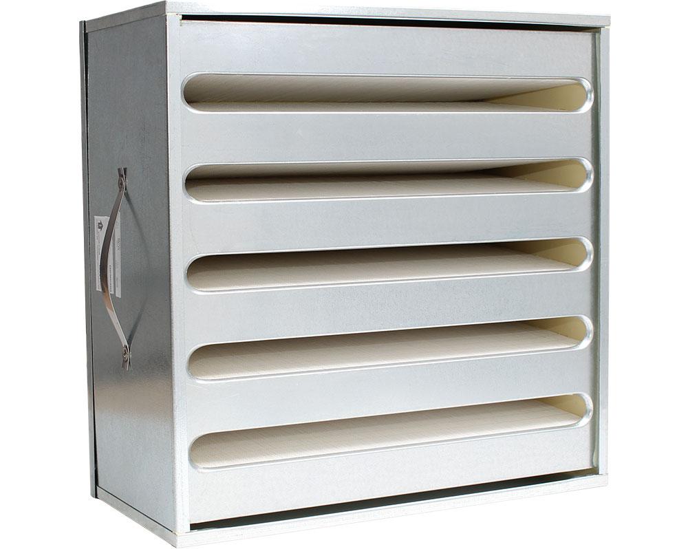 Luftklar HEPA H14 HT Hochleistungsfilter für 1800 Serie